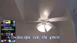 Ceiling Fan Balancing Kit Instructions by How To Change Out Ceiling Fan Lighting Kits Youtube