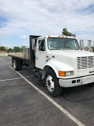 Great Hauler 1997 International 24ft Flatbed Truck | Trucks For Sale ... 24ft Box Truck Wraps Billboard Advertising Stickers Prints Used 24 Ft Van Body With A Liftgate For Sale 2005 Intertional 4300 Ft Fontana Ca 2013 Intertional Mag Trucks Delivers Nationwide 2016 Hino 268a Flatbed Stakebody Feature Friday 1999 Gmc C5500 For Sale Asheville Nc Copenhaver Great Hauler 1997 Truck Hvytruckdealerscom Medium Listings 2008 338 Refrigerated Bentley Services Fg8j Dropside Centro Manufacturing Cporation Ft