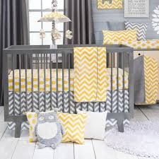 Modern Crib Bedding