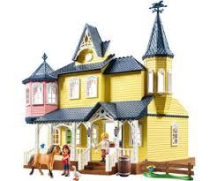 playmobil spirit und luckys glückliches zuhause