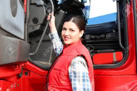Young Female Driver Near Big Modern Truck Outdoors Stock Photo ... Sole Female Truckies Adventure On Cordbreaking Hay Drive Life As A Woman Truck Driver Transport America Women Drivers Have Each Others Backs Jb Hunt Blog Looking Out Window Stock Photos 10 Images What Does Your Fleet Insurance Include Why Is It Need Insurefleet Female Day In The Life Of Women Trucking Fr8star Tag Young European Scania Group Trucker The Majority Want To Be Respected For Truck Driver And Photo Otography33 186263328 Trucking Industry Faces Labour Shortage It Struggles Attract Looking Drivers Tips For Females To Become Using Radio In Cab Closeup Getty
