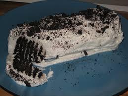 Zebra Icebox Cake Recipegreat