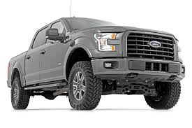 4-inch Suspension Lift Kit For 2015-2018 Ford F-150 Pickup | Rough ...
