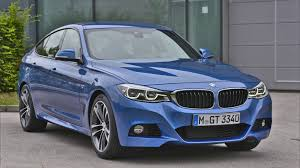 NEW 2017 BMW 3 Series GT with M Sport package