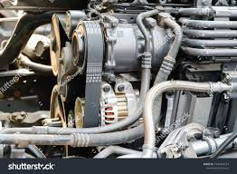 Close Truck Alternator Belt Electric Energy Stock Photo (Safe To Use ... Alternators Starters Midway Tramissions Ls Truck Low Mount Alternator Bracket Wpulley And Rear Brace Ls1 Gm Gen V Lt Billet Power Steering 105 Amp For Ford F250 F350 Pickup Excursion 73l Isuzu Npr Nqr 19982001 48l 4he1 12335 New For Cummins 4bt 6bt Engine Auto Alternator 3701v66 010 C4938300 How To Carbed Swap Steering Classic Ad244 Style High Oput 220 Chrome Oem Oes Mercedes Benz Cl550 F 250 Snow Plow Upgrade Youtube