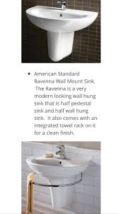 American Standard Retrospect Countertop Sink by 59 Best Powder Room Ideas Images On Pinterest Powder Rooms