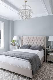 A Regal Modern Midtown Apartment Grey Bedroom WallsGray DecorLight