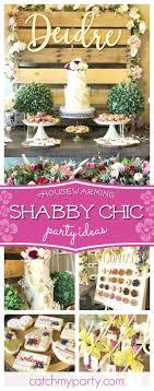 Shabby Chic Housewarming Deidres