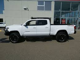 New 2017 Toyota Tacoma 4 Door Pickup In Red Deer, AB H7091 New 2017 Toyota Tacoma 4x4 Double Cab V6 Trd Sport 6m For Sale In 19952004 First Generation Pickup Trucks For Sale 2005current Bed Cargo Cross Bars Pair Rentless Off Used Langley Britishcolumbia Used Pricing Edmunds 2015 Reviews And Rating Motor Trend Limited 4d Columbia M052554 4wd Maryland Car Youtube 2013 Savannah Ga Vin 2016 Okosh Toyota Tacoma Prunner Truck West Palm Fl Sr5 Long