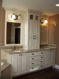 Narrow Bath Floor Cabinet by Bathrooms Design Cabinets For Bathroom Vanity Custom Ideas