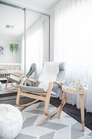 Poang Rocking Chair For Nursing by Best 25 Nursery Rocker Ideas On Pinterest Rocking Chair Nursery