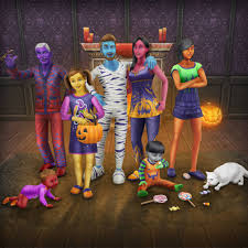 Halloween 5 Castellano Online by The Sims Freeplay Home Facebook