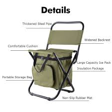 Multifunction Outdoor Insulated Folding Chair With Storage Bags For Camping  Fishing Hiking Travel BBQ Drawing Tesco Grey Folding Camping Chair In Its Own Bag Surrey Quays Ldon Gumtree Mac Sports Padded Outdoor Club With Carry Bag Chair With Backrest Northwoods Carrying Chairs Bags X10033 Drive For Standard Transport B02l Carry S104 Cantoni 21 Best Beach 2019 Zanlure 600d Oxford Ultralight Portable Fishing Bbq Seat Details About New Portable Folding Massage Chair Universal Carrying Case Wwheels Carry Bag Pnic Zm2026