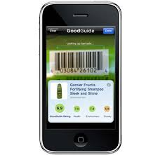 goodguide barcode app image