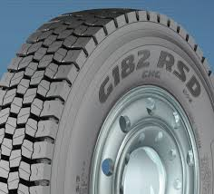 100 At Truck Tires Goodyear Tire G182 RSD11R245 Drive