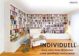 bibliotheken individuelle systeme nach maß urbana möbel