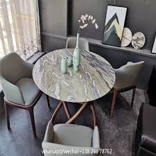 Round Marble Stone Slab Rotating Dining Table Tops - Buy Round Marble Stone  Slab Rotating Dining Table Tops,High Quality Round Marble Table Tops Round  ...