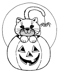 Halloween Coloring Pages Printable Free