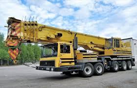 100 Truck Mounted Crane Mounted Crane