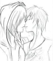 Pin Drawn Emo Art 6