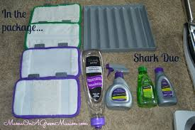 cleaning made easy with the shark sonic duo mama on a green mission