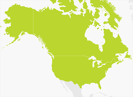 Map Of USA & Canada - TRUCK | TomTom