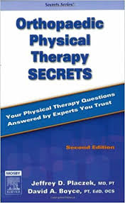 Orthopaedic Physical Therapy Secrets 2e Medicine
