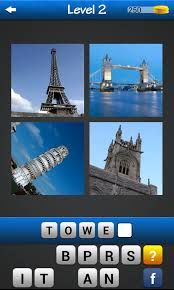 Guess the word 4 pics 1 word Android Apps on Google Play