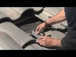 creotecc tile roof hook installation
