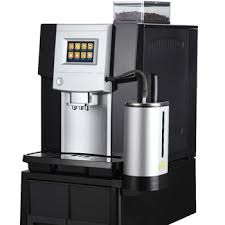 TOP Commercial Fully Automatic Cappuccino Coffee Vending Machine With Grinder