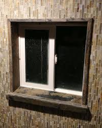 custom slate window border from forever tile in whittier