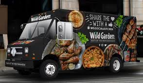Wild Garden's Nationwide Food Truck Tour To Start In Chicago | Food ...