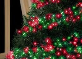 6ft Slim Christmas Tree With Lights by 6ft Slim Christmas Tree Bundle With White Cluster Lights Baubles