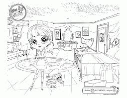 Lps Coloring Pages 11 Pictures
