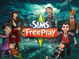 Sims Freeplay Halloween Update by The Sims Freeplay The Who Games Page 10 Missy S Sims And