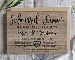 Wedding Rehearsal Dinner Invitation Template Printable Editable 5x7