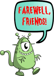 Farewell Clip Art Free