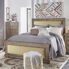 Ideas Upholstered Bedroom Set Within Stunning Aico Michael Amini
