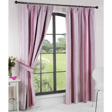 One Way Decorative Traverse Curtain Rods by Rod Desyne White Traverse Heavy Duty Single Curtain Rod And