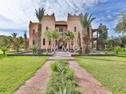 chambres d hotes marrakech villa marocaine maison d hôtes immomaroc