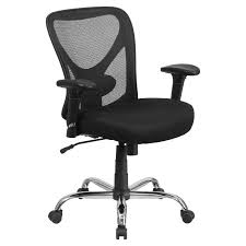 500 LBS Capacity Office Chairs That Stand The Test Of TIme White
