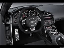 Audi R8 Black V10 Interior image 34