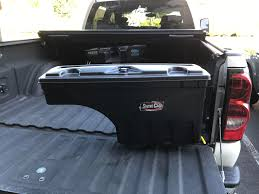 Just Got A Swingbox - Anyone Else Running One? - Chevy And GMC ... Undcover Driver Passenger Side Swing Case For 72018 Ford F250 Undcover Driver Tool Box Pair 2015 Undcover Swingcase Bed Storage Toolbox Nissan Frontier Forum Amazoncom Truck Sc500d Fits Swingcase Hashtag On Twitter Boxes 2014 Gmc Sierra Fast Out Tool Box F150 Community Of Install Photo Image Gallery Swing Sc203p Logic