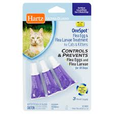 flea treatment for cats hartz ultraguard one spot flea egg flea larvae treatment for