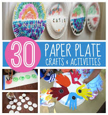 As You Scroll Down I Have Divided This Post Into Two Parts Paper Plate Crafts And Activities Click On The Title Of Each To Go Directly