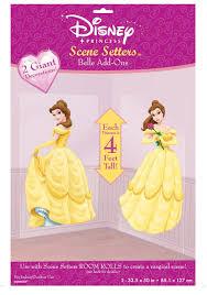 Halloween Scene Setters Amazon by Disney Princess Scene Setters Beauty The Beast Belle Add Ons
