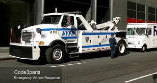 Massive NYPD Police Tow Trucks / Recovery (collection) - YouTube