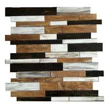 Casa Antica Tile Floor And Decor by Glass Tile Tile The Home Depot