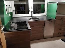 küche ikea metod grau