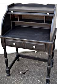 Small Secretary Desk With File Drawer by Small Roll Top Desk Best Home Furniture Decoration